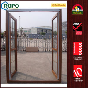 UPVC/ PVC Casement Door Comply with Australian As2047 Standards pictures & photos