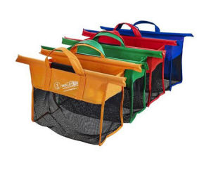 China Reusable Foldable Trolley Shopping Bag Grocery Trolley Bag ...