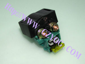Yog Motorcycle Spare Parts Magnetic Switch Assy Starter Relay for Cg125 Bros Nxr Honda Suzuki Akt 125 Akt110 Bws100 Gy6 Italika Kintaro YAMAHA Haojue pictures & photos