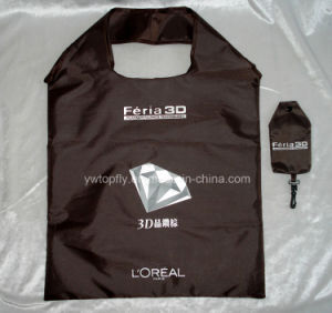 Customized Polyester Folding Fruit Shopping Bag for Promotional Giveaway pictures & photos
