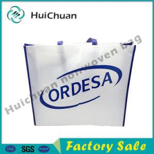 China Cheap Recycle Bags Handbag Laminated Non Woven pictures & photos