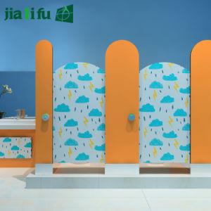 Jialifu Phenolic HPL Kindergarten Toilet Cubicle Partition pictures & photos
