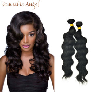 Unprocessed Virgin Brazilian Human Hair Weft Remy Hair Weave Weft Extensions Body Wave & Closure pictures & photos