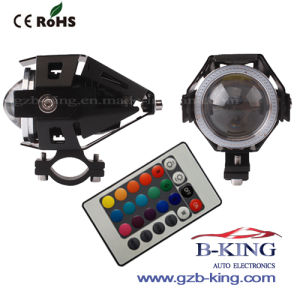 2016 New Motorcycle Angel Eyes LED with Remote Control pictures & photos