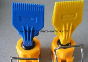 Jk Series Flat Fan Tip Plastic Ajdustable Clamp Nozzle pictures & photos