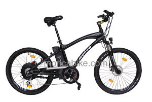 2017 Monca New Fast Mountain Electric Bike E Bicycle 48V Li Battery 500W Motor Shimano Gear pictures & photos