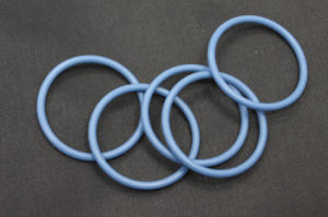 Custom Silicon O Rings and Rubber Flat Washers Gaskets pictures & photos