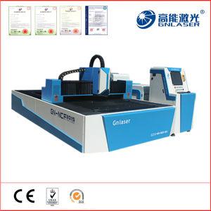 500W Ipg Fiber Laser Cutting Machine for Thin Metal