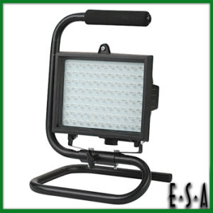 Rechargeable LED Flood Light Portable LED Emergency Lights for Home, 88LED Emergency Light LED Industrial Work Lawn Light G05b107 pictures & photos