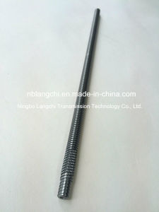 Multi Starts Trapezoidal Rolling Thread Lead Screw Tr12X7.5 (p2.5) pictures & photos