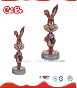 Smile Face Rabbit Plastic Toy (CB-PM019-M) pictures & photos