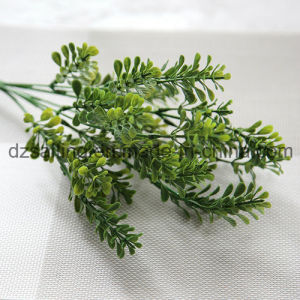 Plastic Leaves Aritificial Flower for Wedding/Home/Garden Decoration (SF16925) pictures & photos