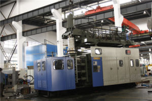 Extrusion Blow Moulding Machine for Plastic Bottles pictures & photos