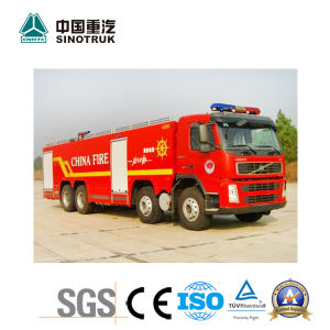Competive Price Volvo Fire Truck of 20m3 Foam Wator