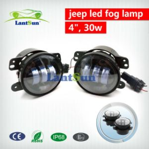 Newest Design LED Foglight Car Accessories for Jeep Wrangler Car Offroad pictures & photos