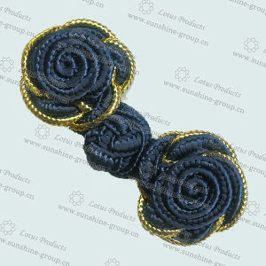 Chinese Knot Button for Garment Custom Sewing Buttons pictures & photos