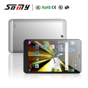 8 Inch Mtk8127 Quad Core GPS Tablet PC with 1280*800 IPS Resolution