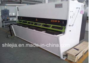 CNC Hydraulic Guillotine Shearing Machine (GSM) pictures & photos