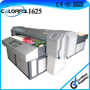 Large Format Digital Direct Printer (1.6m) for Wall Tile, Glass, Acrylic, PVC Board, PU, Metal Plate, Steel Sheet Printing