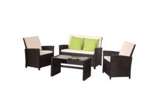 4PCS Pretty Outdoor Ratten Garden Furniture pictures & photos