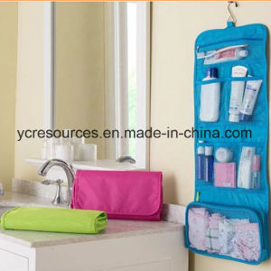 Travel Folding Make up Bag (PG18006) pictures & photos