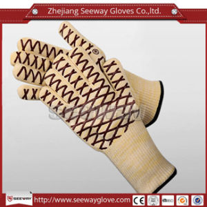 Seeway BBQ Gloves Hot Pot Holders for Cookers