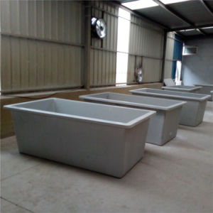 Fiber Glass Fish Farming Tank FRP Fish Tank for Sale pictures & photos