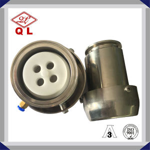Stainless Steel Pressure Release Valve in Food Beverage Industry pictures & photos