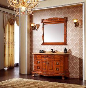 American Red Oak Bathroom Vanity pictures & photos