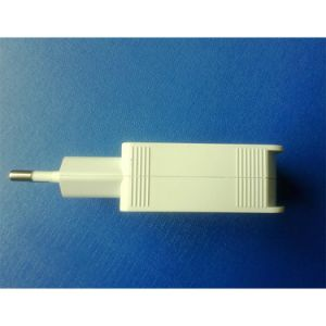 EU Plug 5V 2100mA USB Wall Charger pictures & photos