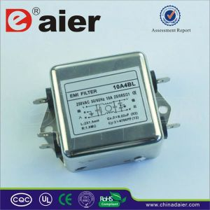 High Quality EMI Power Rfi Noise Line Filter pictures & photos