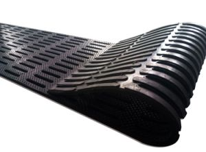 Anti-Skid Interlocking Stable Mats, Rubber Used Cow Tile pictures & photos