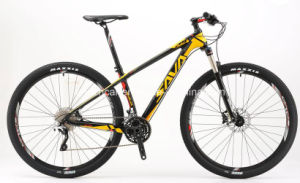 Carbon Fiber T700 Disc Brake 29′′ Mountain Bike pictures & photos