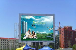 Outdoor P6 LED Display Top Effect for Advertising pictures & photos