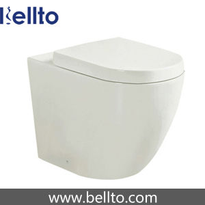 Ceramic Back to Wall Wc of Sanitary Ware (318B) pictures & photos