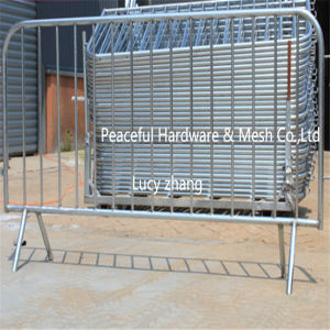 Hot Dipped Galvanized Crowd Control Barrier for Muti Use pictures & photos