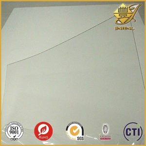 PVC Super Clear Film with Both Sides Masking pictures & photos