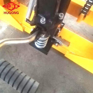 2 Ton Hydraulic Manual Hand Stacker pictures & photos