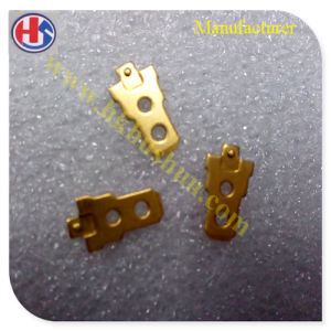 H65 Brass Terminal Used for Rocker Switch (HS-BT-001) pictures & photos