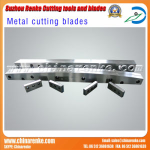 Straight Blade for Cutting Metal pictures & photos