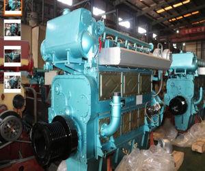 Weichai Wp12c High Speed Marine Diesel Engine pictures & photos