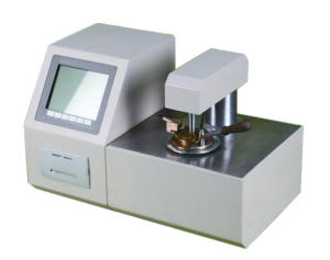 Automatic oil closed-cup flash point tester pictures & photos
