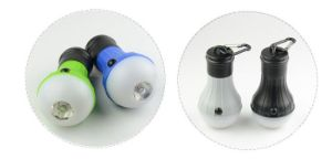 Colorful Multifunction 17LED Mini Camping Lantern Lamp Torch Light Flashlight pictures & photos