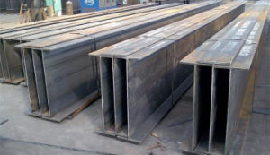 Heb280 High Quality Hot-Rolled Steel H Beam (HE100-500 IPE140-700) pictures & photos