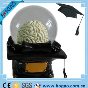 OEM Promotion Polyresin Snow Globe pictures & photos