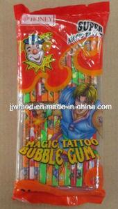 Jjw 5g Stick Fruit Big Tattoo Bubble Gum pictures & photos