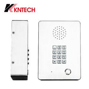 Public Service Phone SIM Phone Knzd-03 Kntech Bank Phone pictures & photos