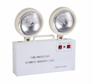 Two Heads COB LED Exit Light 2*2W pictures & photos