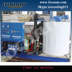 Flake Ice Machine with Ice Storage pictures & photos