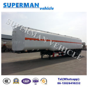 50000liters 4axles Oil Liquid Semi Trailer/ Fuel Tanker pictures & photos